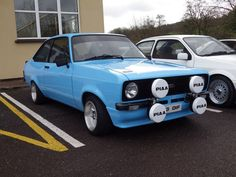 Mark 2 Ford Escort