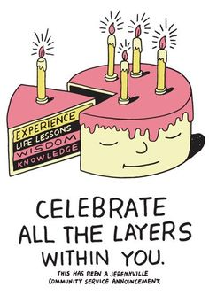 Jeremyville Corner Store — Celebrate All The Layers Within You