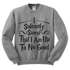This sweatshirt. | 33 Harry Potter Gifts Only A True Fan Will Appreciate