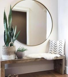 Entryway idea (no wo