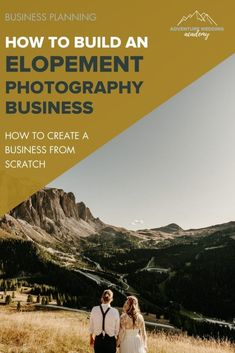 How To Build An Elopement Photography Business From Scratch Photography Business, Wedding Photography, Free Shoot, Creating A Business, Online Gallery, Business Planning, Professional Photographer, Lightroom, Adventure