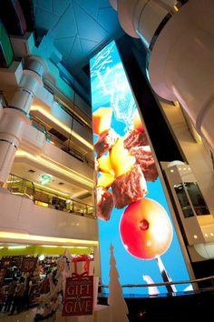 Indoor & Outdoor LED Digital Billboard & Advertising Screens