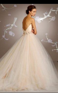 Dream sherbert Lazaro dress