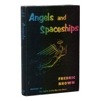 Fredric Brown - Angels and Spaceships - Dutton US 1954 - First Edition