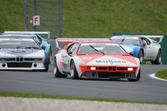 BMW Procar in Spielberg 2016 - auto motor und sport Grand Prix, Bmw M1, Auto Motor Sport, Bmw 1 Series, Bmw Classic, Old Cars, Nascar, Cars And Motorcycles, Race Cars