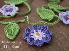 Popular items for crochet bunting on Etsy
