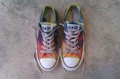 Rainbow Shoes <3