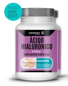Complemento Alimenticio Ácido Hialurónico