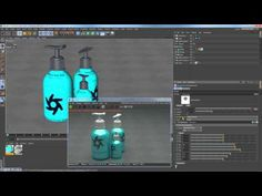 Materials and Shader Setups with Octane Render for Cinema 4D / Part 2 - YouTube