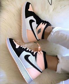 Chaussure jordan fille