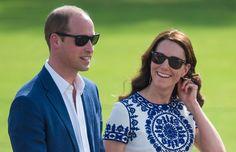 La duquesa de Cambridge lució en su reciente gira unas botas de piel que conserva desde que estudiaba en la universidad con el príncipe William.