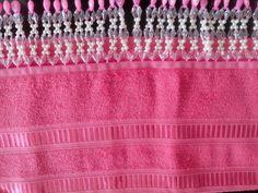 toalha rosa