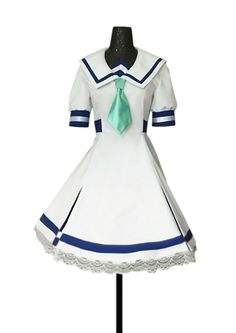 Dreamcosplay Tantei Opera Milky Holmes Logo Outfits Cosplay Costume *** Click image to review more details.