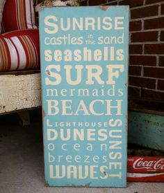 : ) More signs found at Beach House Market in Panama City Florida. Like us on facebook to see our new arrivals by searching 'the beach house market'!