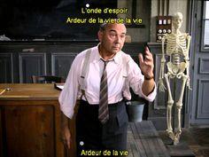 Vidéo 2'19 - Chanson du Film Les Choristes - VOIS SUR TON CHEMIN - (avec Paroles) - https://www.youtube.com/watch?v=Nuywf1GWlJ4