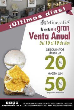Que esperas!!! aprovecha.. últimos dias... #MineraliAMx @MineraliAMx