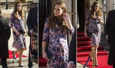 HRH Duchess Catherine of Cambridge helps the Goring Hotel celebrate its 105th anniversary 3/2/2015