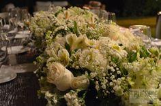 Centro de mesa para boda civil, para mesa imperial