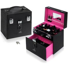 nail polish organizer box