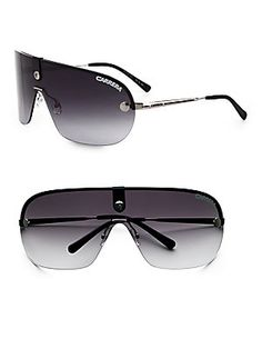 Carrera Metal Shield Sunglasses