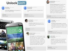Both the HTC One M7 and M8 can be unlocked using genuine codes, through our mobile app!  Get it now from Google Play: https://play.google.com/store/apps/details?id=com.unlockunit.htc_one Check out what some of our previous clients had to say about it!