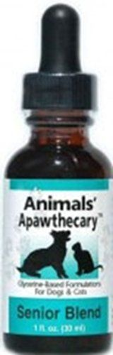 Animal Essentials Inc Apawthecary Senior Blend 1 fl oz *** This is an Amazon Affiliate link. Continue to the product at the image link.