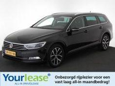 Подержанные автомобили: Volkswagen, Passat Variant, 2.0 TDI Comfortline DSG All in 629,-EX.BTW per maa, Дизель, € 629,-…