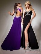 Tony Bowls 2013 Purple and Black Halter Stretch Long Prom Dress 113752 Prom Dress 2013, Prom Dress Shopping, Homecoming Dresses, Dresses 2013, Prom Gowns, Lilac Prom Dresses, Purple Evening Gowns, Formal Dresses, Unusual Wedding Dresses