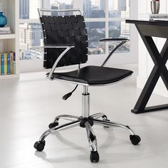 Found it at AllModern - Fuse Mid-Back Adjustable Office Chair