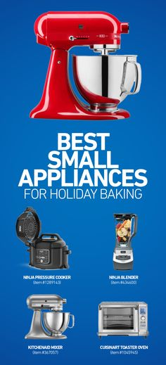 Knocking out some last minute holiday baking? Make sure you have all the essentials before getting started!