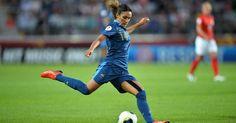 Mondial de foot féminin, la vague bleue