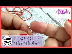 Tatting Jewelry, Needle Tatting, Needlework, How To Make, Chopsticks, Creativity, Pearl Jewelry, Embroidery, Dressmaking