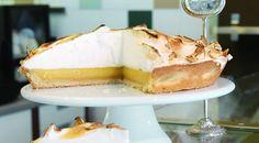 Recept voor citroentaart met meringue