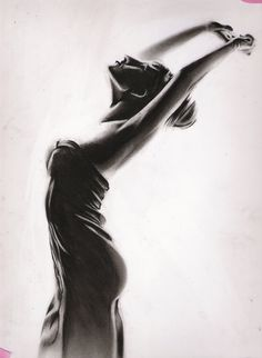 charcoal figure by Amyshambles on DeviantArt