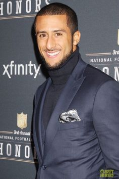 Colin Kaepernick NFL Honors