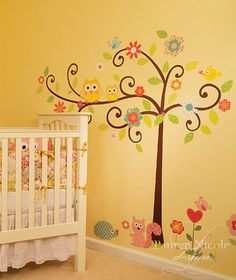 www.laurennicoleinc.com#babyroom#nursery#walldecal