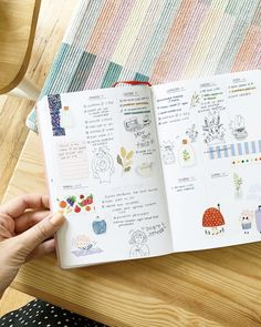 World Craft hobonichi  Authentic from Japan journals For planners bujo Watercolor Cats Washi Tape