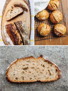 Eltefritt brød [oppskrift] Et kjøkken i Istanbul Baguette, Cooking Tips, Bread, Food, Essen, Breads, Baking, Buns, Yemek