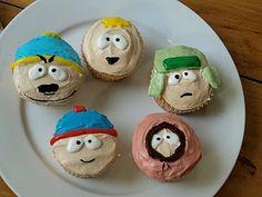 South Park cupcakes.