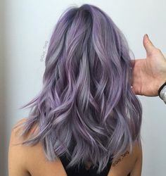 Give me that lavender hair! // Prismetallic Hair Color by Guy Tang
