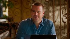 G. Callen as a father? Retweet if u want 2 see lowercase gs running around #NCISLA @chrisodonnell