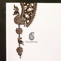 Peacock Mehndi Designs, Mehndi Designs Book, Mehndi Designs 2018, Unique Mehndi Designs, Mehndi Design Pictures, Mehndi Patterns, Beautiful Henna Designs, Arabic Mehndi Designs, Bridal Mehndi Designs