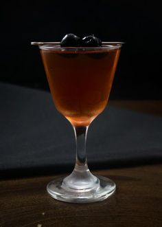 Cocktail à la Louisiane | Tuxedo no.2 | rye, benedictine, sweet ...