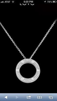 Cartier circle of Love