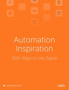 Zap Templates Collection - Zapier