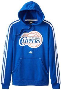 Amazon.com: NBA Los Angeles Clippers Men's 3-Stripe Large Primary Logo Hood: Sports & Outdoors