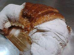 Croissant de nata gigante