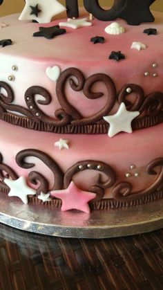 Tentacules | Wisha's Cakes