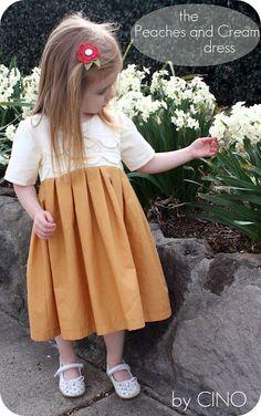 another beautiful dress tutorial