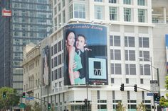 Mesh Billboard Banner - Building Wraps
